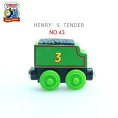 One Piece Thomas and His Friends Magnetic Wooden Trains Model Great Kids Christmas Toys Gifts for Children Friends