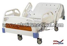 PM 501 Yataksız Ful Abs Dual Hasta Karyolası