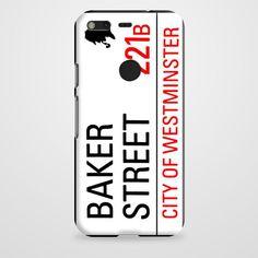 Baker Street 221B Sign Google Pixel Case | casefantasy