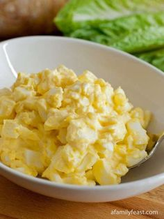 Classic Egg Salad -