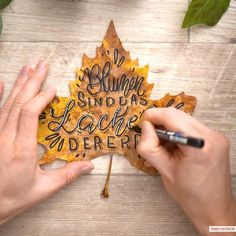 Hand Lettering Tutorial, Hand Lettering Fonts, Creative Lettering, Brush Lettering, Lettering Design, Paper Flower Tutorial, Calligraphy Letters, Diy Crafts For Kids, Christmas Crafts