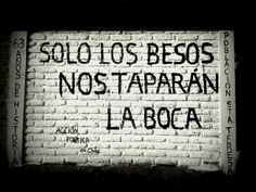 Find images and videos about accion poetica on We Heart It - the app to get lost in what you love. Wall Quotes, Words Quotes, Me Quotes, Funny Quotes, Sayings, Street Quotes, Wall Writing, Photography Words, Philosophy Quotes
