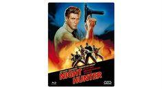 [Vorbestellen]  Night Hunter  Uncut  3D Futurepak [Blu-ray]