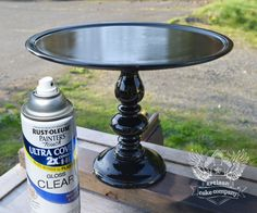 Easy DIY Cake Stands that Look like the Real Thing   Artisan Cake Company