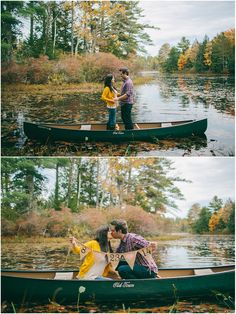 kara + sean: new hampshire engagement session Fall Engagement, Engagement Pictures, Engagement Shoots, Canoe Wedding, Fall Wedding, Wedding Ideas, Wedding Photography And Videography, Engagement Photography, Photography Poses