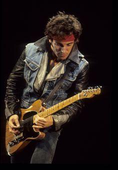 Bruce Springsteen, 1982