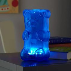 Gummy Bear Lamp- I am already getting this   from amazon:)