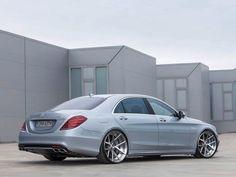 Mercedes-Benz S-Class Tuning - Exotic Cars Mercedes Sport, Custom Mercedes, Mercedes Benz Coupe, Mercedes Benz S550, Benz Suv, Merc Benz, Hummer Cars, Lux Cars, Benz S Class