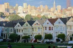 San Francisco 2012- Miss home, the painted ladies look as beautiful as ever.