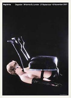 Allen Jones, Latex Bodysuit, Girl Tied Up, Submissive, Mistress, Erotic, Pin Up, Witch Craft, Fibromyalgia