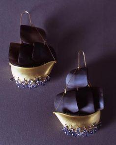 earrings - Gabriella Kiss
