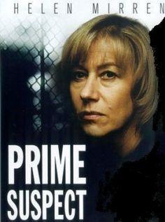 Helen Mirren in 'Prime Suspect' series. British Cinema quality in television.