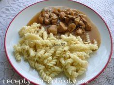 Hlavní fotka receptu Menu, Ethnic Recipes, Food, Menu Board Design, Essen, Meals, Yemek, Eten