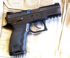 Sphinx SDP  The Sphinx 9mm pistol is well made of the finest materials and exhibits first-class performance.