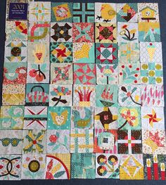 Patchwork n Play.: I forgot to show you these.....