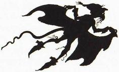Rumpelstiltskin, Arthur Rackham