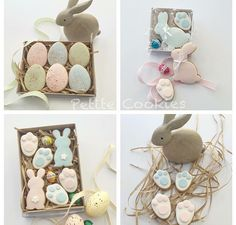 Enchanting paper bunny tags for gifts and favors www enchanting paper bunny tags for gifts and favors holidaywithmatthewmead easter sunday cottage pinterest bunny favors and easter negle Gallery