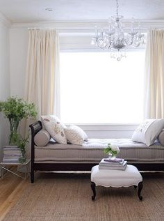 Simple and lovely guest bedroom inspiration
