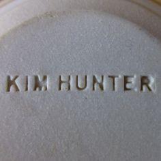 https://flic.kr/p/xxciWw | Kim Hunter pottery mark. Australian Studio Pottery.