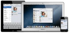 Messages is replacing iChat on Mac
