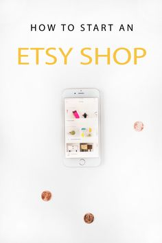 How to start an etsy