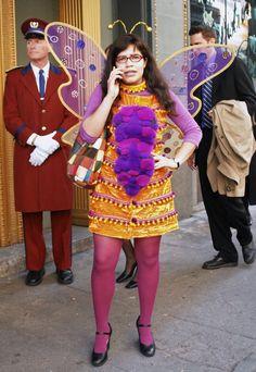 ugly betty poncho - Google-haku