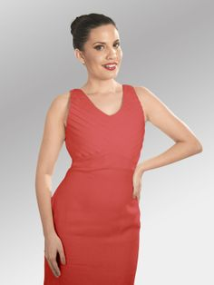 Vestido Kobee #moda #lino #SS2014 www.abito.com.mx