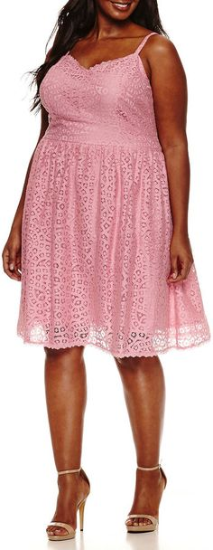 Ashley Nell Tipton is back with her latest collection with JCPenneys for Spring. This fun collections of 50's silhouettes and late 80's punk fashion inspiration is a must have for your look this season. Check out our favorites and tell us what you think.   This pretty in pink lace dress has spring all over it!  The Newest Ashley Nell Tipton x JCPenney Collection Is Live! http://thecurvyfashionista.com/2017/03/ashley-nell-tipton-x-jcpenney/