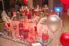 Candy bar view