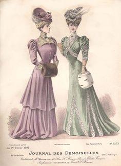 February 1906 Journal des Demoiselles