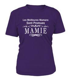 # Les Meilleures Mamans Sont Promus MAMIE .  ** INTROUVABLE EN MAGASIN **Obtenez ces T-shirts, sweatshirts, sweats à capucheLIMITÉSdans la couleur de votre choix.En appuyant sur legros bouton vert, vous pourrez choisir votre/vos taille(s).Assurez-vous de commander avant que nous ne soyonsen rupture de stock!Achetez-en 2 ou plus pour économiser sur la livraison.Faites un cadeau parfait à votre famille et à vos amis.Modèle similaire…