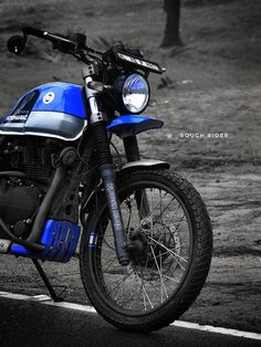 Royal Enfield Himalayan Street Tracker by Rough Rider Himalayan Royal Enfield, Royal Enfield Wallpapers, Royal Enfield Modified, Moto Cafe, Rough Riders, Bike Store, Street Tracker, Ducati, Hd Wallpaper