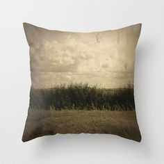 Holland  Throw Pillow by Victoria Herrera - $20.00