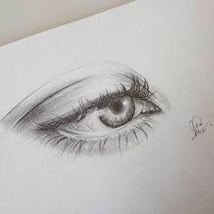 Learn to draw eyes eye drawings drawings, eye sketch и reali Realistic Eye Drawing, Human Figure Drawing, Drawing Practice, Drawing Eyes, Pencil Drawing Tutorials, Sketches Tutorial, Art Drawings Sketches, Pencil Drawings, Eye Drawings