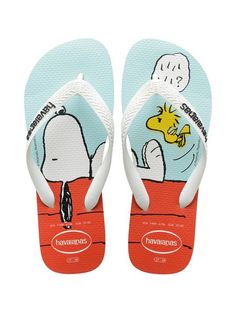92ab57529 Flip Flops Havaianas Snoopy for women