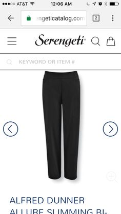 "I like these as a ""cigarette pant"" type of option. Goes with tunics or tops and could be casual or not. Comes in multiple neutral colors so provides options for spring/summer gigs too (white, navy)."