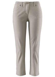 Cropped Summer Trousers