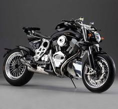 CR & S Badass Motorcycle 4...          ~~CRV~~