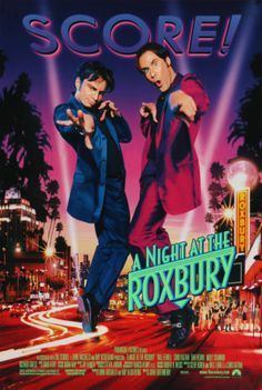 A Night at the Roxbury (1998) movie #poster, #tshirt, #mousepad, #movieposters2