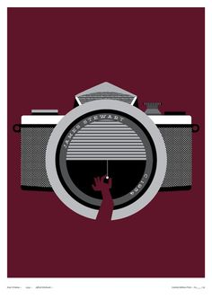 Posters of Classic Horror Films - Rear Window - My Modern Metropolis