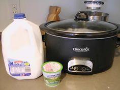 A Blossoming Life: Homemade Yogurt