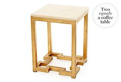 Crestview Accent Table