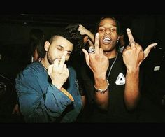 the weeknd and asap