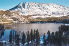 Rock Creek Lake, Eastern Sierra one of the most beautiful places!