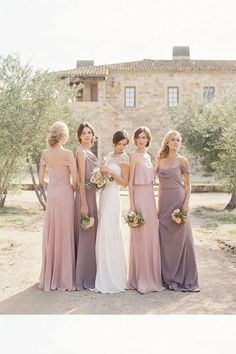 Modest Bridesmaid Dresses Chiffon Bridesmaid Dresses Simple Bridesmaid Dresses A-Line Bridesmaid Dresses Cheap Bridesmaid Dresses Bridesmaid Dresses 2018 Mismatched Bridesmaid Dresses, Bridesmaid Dresses Online, Wedding Bridesmaid Dresses, Wedding Attire, Wedding Gowns, Bridesmaid Outfit, Different Colour Bridesmaid Dresses, Wedding Shoes, Bridesmaid Colours