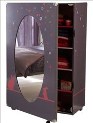 1000 ideas about armoire fille on pinterest small for Acheter une armoire penderie