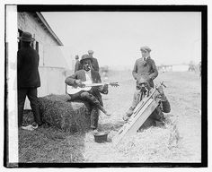 Rare Early Photographs of Musicians Around the World | Brain Pickings