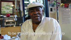 Capoeira Angola in NY with Mestre Joao Grande [5m]
