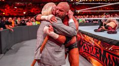 Triple H prevails over Batista in a hellacious No Holds Barred Match at WrestleMania. Triple H, Wrestlemania 35, Stephanie Mcmahon, Wwe Pay Per View, Ric Flair, Wwe News, Wwe Photos, Wwe Superstars, Battle