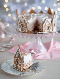 Suklainen Piparkakku-juustokakku (liivatteeton) Most Delicious Recipe, Vanilla Cake, Yummy Food, Baking, Desserts, Recipes, Tailgate Desserts, Delicious Food, Patisserie